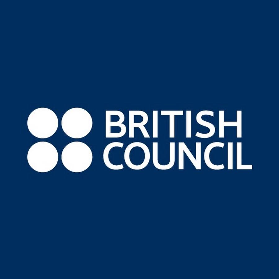 The British Council logo.